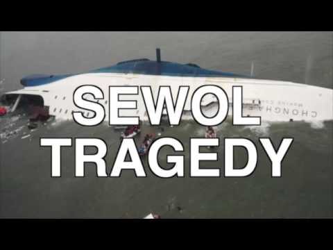 Korean Ferry Sewol Special Update