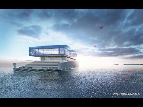 Apple Glasses Concept Glass Yacht Concept