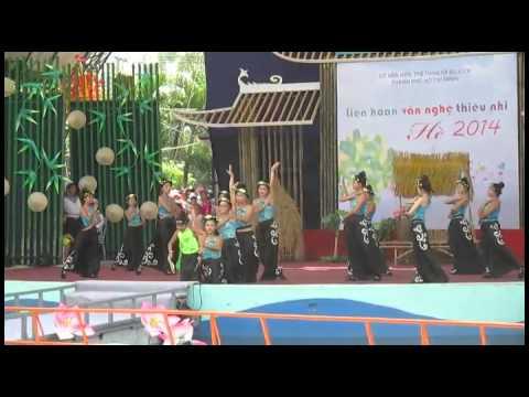 Múa Giấc Mơ Trưa - KP2 Linh Trung