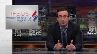 John Oliver: Translators Save American Lives