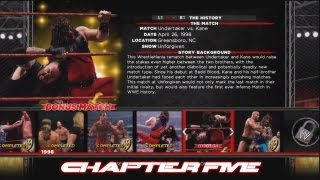 WWE'13: Attitude Era Mode Austin 3:16 Ep.5: Undertaker