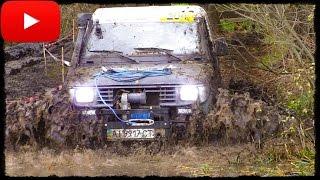 Toyota Prado 70 vs Nissan Patrol vs НИВА vs ATV vs UTV на RFC Ukraine 2017. Полный Привод 4х4 - Офф Роуд Видео.