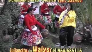 SANTIAGO DE HUANCAYO 2012 LOS WALYS DEL PERU