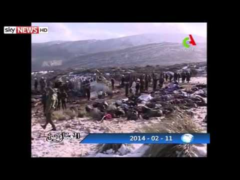 Algeria Plane Crash One Survivor As 102 Killed (Raw Video)