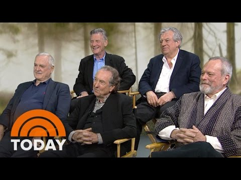 Monty Python Celebrates 40th Anniversary Of 'Holy Grail' | TODAY