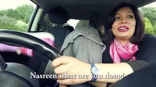 When Nasreen Drives | Rahim Pardesi - Nareen Top Funny Videos