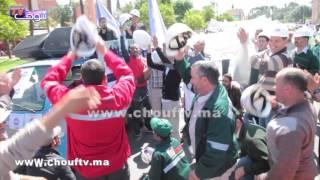 بالفيديو..شعارات قوية رفعها عمال مدينة مراكش أحرجت العمدة بلقايد في عيد الشغل |