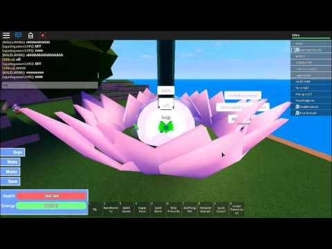 how to play dragon ball rage roblox
