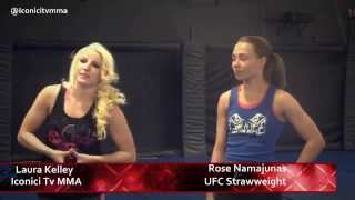 Rose Namajunas Move Of The Week Iconici Tv MMA