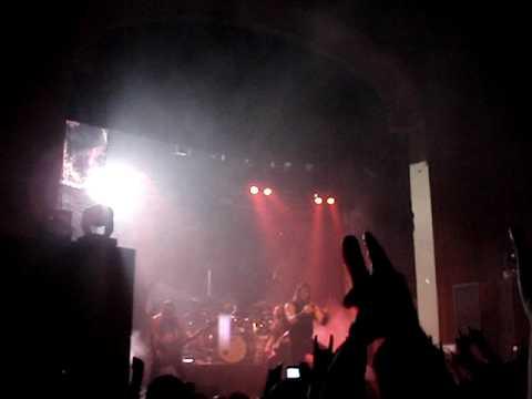 Amon Amarth en Chile - Death in Fire