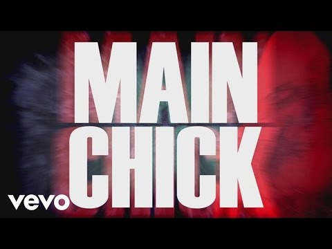 Kid Ink feat. Chris Brown - Main Chick (Lyric)