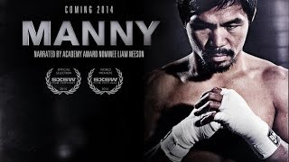 Watch: Manny Pacquiao Movie Official Trailer (Life of Manny)