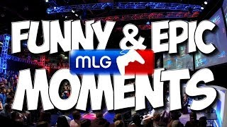 MLG Funny & Epic Moments (FAIL DEFUSE, NERVOUS, PSYCHIC BURNSY)