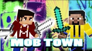 Minecraft Mob Arena in Mob Town