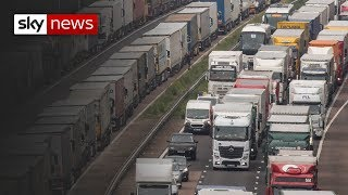 Report: Kent faces post-Brexit road chaos