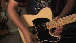 2004 Fender Telecaster Highway One Guitar Review Scott Grove