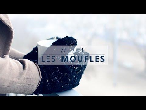 JOUR 22 : COMMENT COUDRE DES MOUFLES - SIMPLE ET RAPIDE