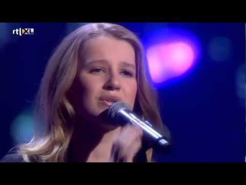 Giọng hát việt nhí - Niềm đau - Laura van KaamYouTube - Vòng chung kết
