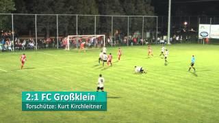 FC Großklein - SV Gleinstaetten