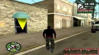 GTA San Andreas Misterio De El Pozo Radiactivo Incluye