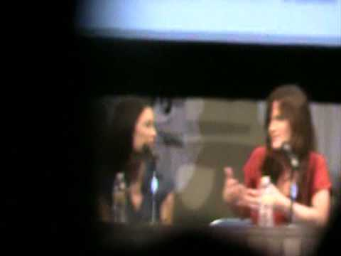 """Twilight Breaking Dawn"" panel at 2011 Comic-Con - part 2"