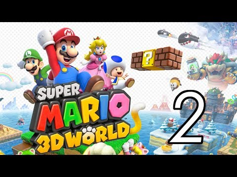 Let's Play Super Mario 3D World [2] Grassland