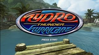 Hydro Thunder Hurricane Lake Powell Race 2nd Position
