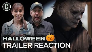 Halloween Trailer Reaction & Review