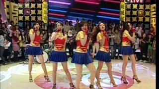 6Starz - Pretty Woman,Live Performed di Hitzteria (28/09) Courtesy Indosiar