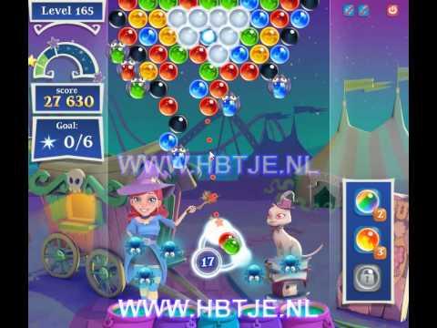 Bubble Witch Saga 2 level 165