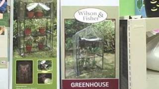 $20 GreenHouse For Starting Seeds And Cheap Containers For