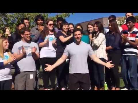 Jeff Weiner Completes the Ice Bucket Challenge