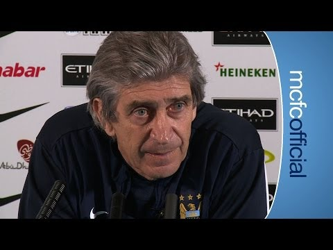 PELLEGRINI ON HULL | Hull v City | Manuel Pellegrini press conference part 1
