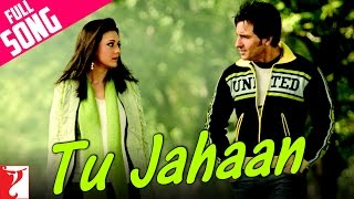Tu Jahaan Blu-Ray-Salaam Namaste Song