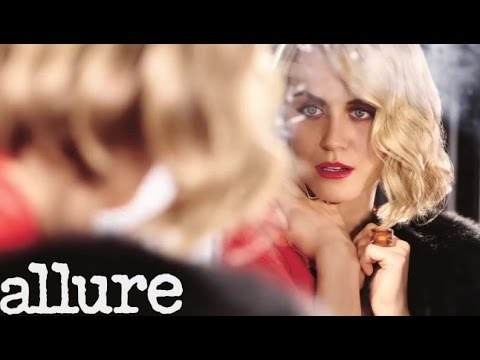 Taylor Schilling's Allure Cover Shoot July 2014 - Allure
