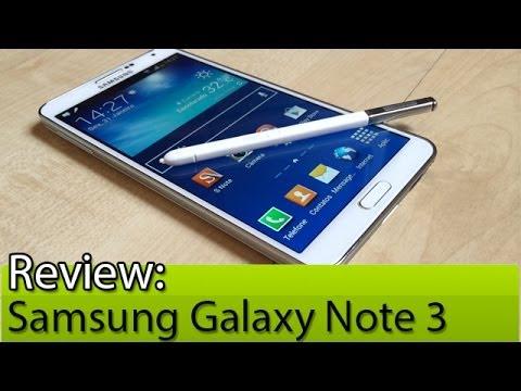 Prova em vídeo: Samsung Galaxy Note 3 | Tudocelular.com