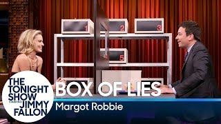 Box of Lies with Margot Robbie