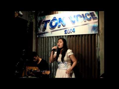 Ton Voice 2014 - 119 LÊ THÚY VI - Sẽ Thôi Chờ Mong