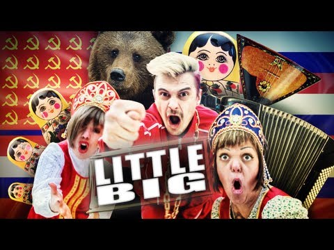 LITTLE BIG – Everyday I'm drinking