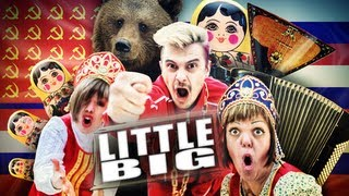 Little Big: Everyday I'm Drinking