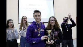 Визначено переможців «Фіналу шкільної дебатної ліги»