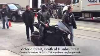 Novo RoboCop 2013 Gravação Do Filme Em Toronto