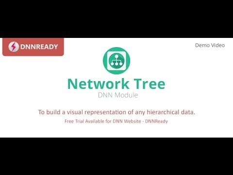 Network Tree DNN Module | Free DNN modules Trial Available