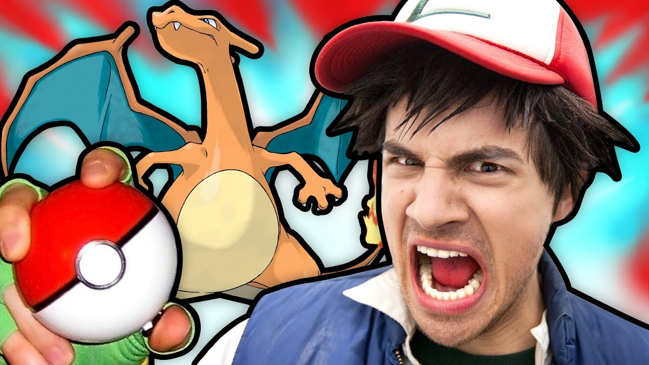 pokemon in real life 5 youtube