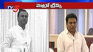 Watch : KTR's satirical counter to Komatireddy Rajgopal Re..