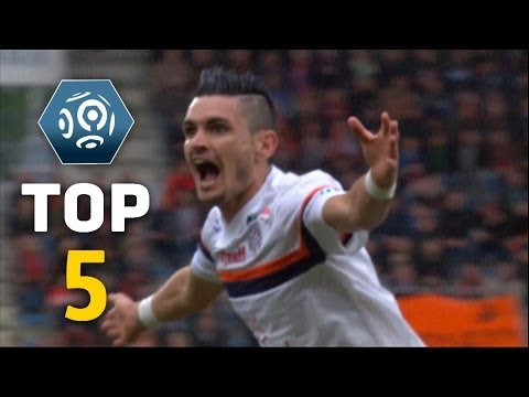 Week 34 : Top goals - Ligue 1 - 2013/2014