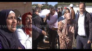 بالفيديو:بكاء و نويح في جنازة المنشط الإعلامي نور الدين كرم..لحظات جد مؤثرة لحظة دفن جثمانه وسط حضور قوي بمقبرة الرحمة بالبيضاء |