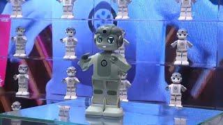 روبوتات ترقص وتحلق وأخرى لصناعة أشهى أنواع العصائر