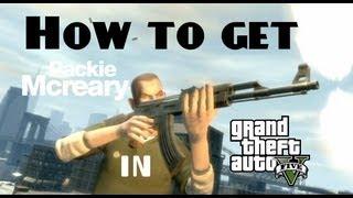 GTA V Easter Eggs: How To Get Patrick McReary In GTA V