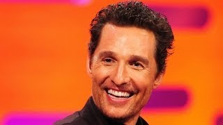 Matthew McConaughey's Mum Exposes His Private Life The